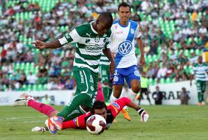 Con el punto obtenido Santos Laguna llegó a siete unidades y sigue invicto en el torneo.