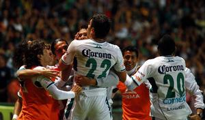 Un marcador que sabe a gloria para los felinos que venían de perder ante Toluca.
