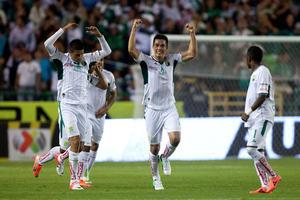 El equipo de Gustavo Matosas hizo un partido inteligente, supo defenderse bien y atacar en los momentos precisos, lo que a la postre le dio los tres puntos.