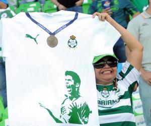 El público gritaba ¡Oribe, Oribe! en el TSM en señal de apoyo a su jugador.