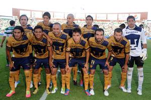 Con este resultado, los de la UNAM llegaron a siete unidades.