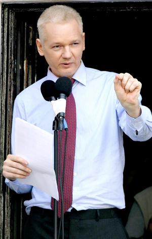"""El periodista australiano afirmó que mientras Wikileaks esté bajo amenaza """"también lo estará la libertad de expresión""""."""