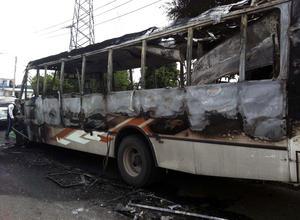 Sobre el balance de los ataques, Nájera mencionó que fueron siete bloqueos en la Zona Metropolitana de Guadalajara y 15 en otras regiones del Estado.