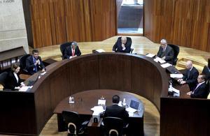 El Tribunal desechó, por unanimidad de los siete magistrados, la solicitud de López Obrador para anular la elección.