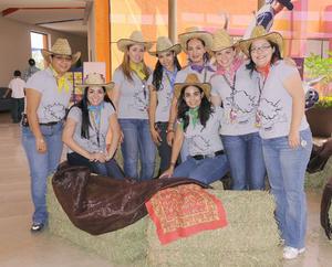 03092012 NORMA , Karla, Evelyn, Mayra, Oly, Sayri, Regina y Azucena.