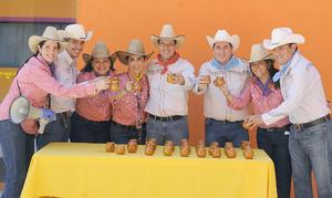 03092012 LULY , Miguel, Cecy, Gaby, Gabriel, Manuel, Blanca y Antonio.