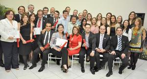 02092012 1A. GENERACIóN  de Especialistas en Medicina Fetal 2011-2012 en Campinas, Brasil, Fundación Medicina Fetal Latinoamericana, Fundación Medicina Fetal Londres, Inglaterra.