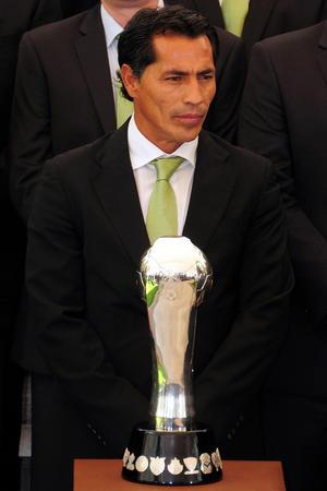 El presidente de México tuvo palabras de reconocimiento al liderazgo del director técnico Benjamín Galindo.