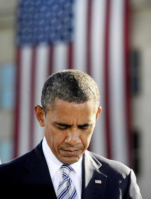"""El presidente de EU, Barack Obama, afirmó que el liderazgo de Al Qaeda """"está devastado y Osama bin Laden no volverá a amenazarnos""""."""