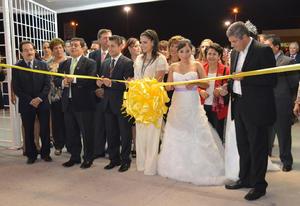 09092012 MOMENTOS  de la apertura de la Feria de Torreón 2012.