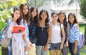 13092012 CAROLINA , Sara, Victoria, Estrella, Mariana, Sofía y Paola.