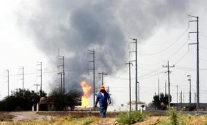 El incendio fue extinguido a las 12.40 hora local y la situación quedó controlada, indicó Pemex en un mensaje por la red Twitter.