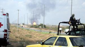 Petróleos Mexicanos dio a conocer que fueron 26 trabajadores los que fallecieron en la explosión registrada en instalaciones de la paraestatal en Reynosa, Tamaulipas.