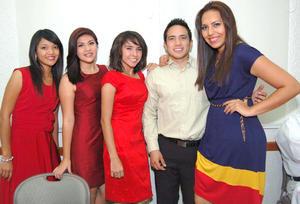 24092012 MARTHA , Tania, Maresa, Emilio y Brenda.