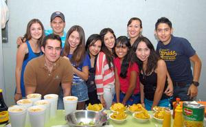 24092012 FERNANDA , José Luis, Hilda, Mony y Joel.