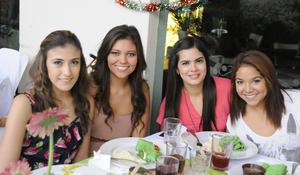 26092012 ILSE , Tai, Luly y Ana.