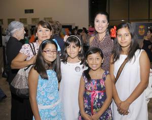 28092012 BLANCA , Moni, Arturo, Vivi y Gerardo.