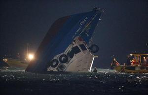 El choque es considerado la peor tragedia marítima ocurrida en la excolonia británica en los últimos 40 años.