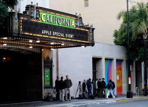El evento de Apple se realizó en San José, California.