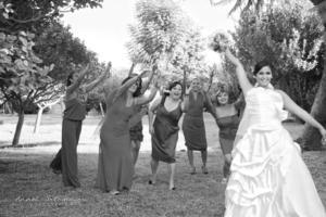 LIC. GRISELDA Hinojo Barrueta, el día de su boda con el Ing. Raúl de Jesús Rocha García.- Annel Sotomayor Fotografía.