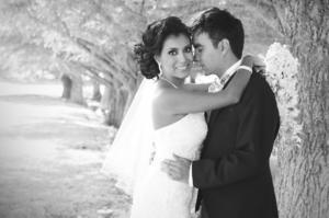 C.P. KARLA MARIANI Favila García e Ing. Jesús Hiram Silva Pérez unieron sus vidas en matrimonio el 13 de octubre, familiares y amigos los acompañaron en este primer paso en la nueva etapa de sus vidas.