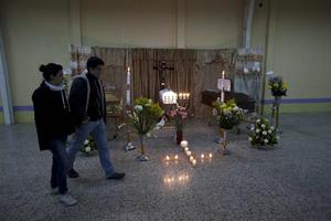 Al menos 48 personas murieron y más de cien se encuentran desaparecidas.