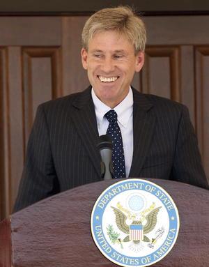 11 de septiembre. Christopher Stevens, embajador de Estados Unidos en Libia, falleció en un atentado.