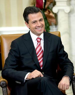 """Peña Nieto, le propuso a Obama un """"replanteamiento"""" de la relación bilateral, de manera que se haga énfasis en el intercambio comercial y económico."""