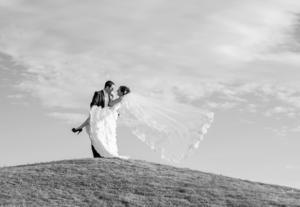 ALDO ALEJANDRO Reyes Gómez y Rocío Borrego Navejas, el día que unieron sus vidas en matrimonio.- David Lack Fotografía