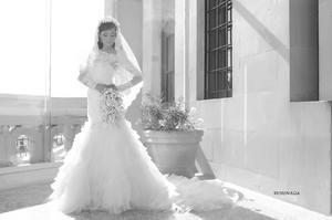 22122012 DRA. KARLA  Daniela Monreal de Luna el día de su boda con el Ing. Francisco Javier Robles Reveles.- Susunaga Fotografía