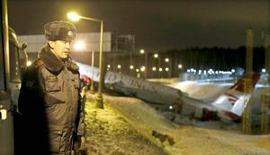 El primer ministro Dmitri Medvedev ordenó una comisión especial para investigar el accidente.