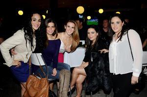 Mariel Mariana, Ana Laura, Margarita y Mariana.