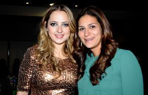 Patricia García y Sofía Villarreal.