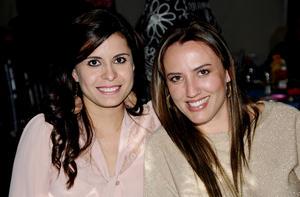 Ana Lucía y Pamela.