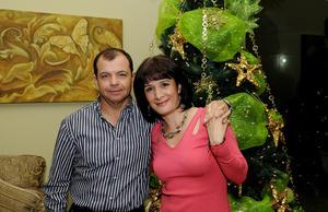 Jorge y Ana Laura.