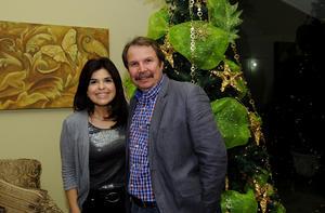Maricruz y Eugenio.