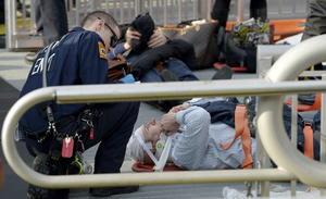 El impacto causó un total de 57 heridos, dos de ellos de gravedad, otras nueve con lesiones de consideración, 17 más con pronóstico reservado y 29 con problemas leves, según detalló la comisionada de Transportes de la ciudad de Nueva York, Janette Sadik-Khan, en una breve rueda de prensa junto al muelle.
