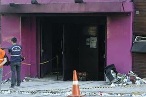 El número de víctimas mortales del incendio ocurrido en la discoteca Kiss asciende a 233 en tanto que el de heridos llega a 45, según el último boletín divulgado por la policía.