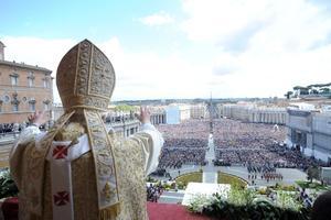 Benedicto XVI, el Papa 265 de la historia de la Iglesia católica, anunció su renuncia su pontificado de casi 8 años.