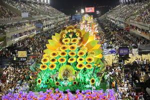 Brasil celebró su famoso carnaval de Río de Janeiro con días llenos de fiesta, alegría y color.