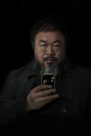 Imagen tomada por el fotógrafo malasio Stefen Chow para la revista Smithsonian, que ha obtenido el segundo premio en la categoría de retratos individuales. La imagen muestra al artista chino Ai Wei Wei, en Pekín, China, el 6 de febrero de 2012.