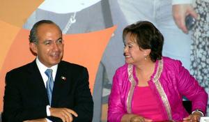 También exsenadora, el poder de Gordillo fue tal que se le considera pieza clave en el apretado triunfo de Felipe Calderón en las elecciones presidenciales de 2006, de modo que ella llegó a desvelar que pactó con el entonces candidato del conservador Partido Acción Nacional (PAN).