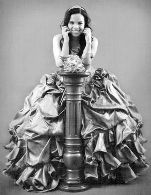 Srita. Judith  Abigaíl Martínez Valdez cumplió  XV años de vida.