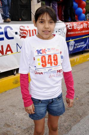 América Daniela  Arámbula Rodríguez.