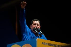 Hugo Chávez Frías, fallecido hoy en La Habana víctima del cáncer que padecía, estuvo desde 1992, cada día y en cada hora, en boca de los venezolanos.