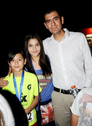 Mariana  Clariza y José Alberto.