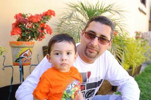 DIEGO  y Carlos Cruz.