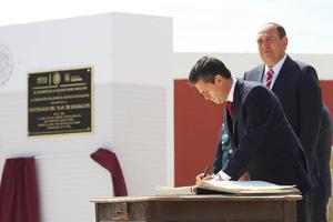 Peña Nieto dijo que a 100 años de la promulgación del Plan de Guadalupe, las circunstancias en México son muy distintas.