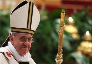 """Pidió a los sacerdotes llevar la esperanza y el mensaje cristiano a las """"periferias"""" de la realidad, donde hay sufrimiento, sangre derramada, ceguera que desea ver y cautivos de tantos malos patrones."""