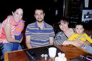 DANIELA , Nallely, Alejandro, María y Adrián.